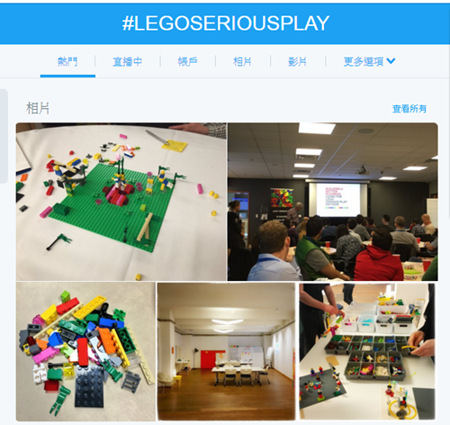 樂高認真玩 Lego Serious Play