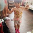 親愛的美西 妳漸漸穿不下兩歲一歲的小衣服 […]