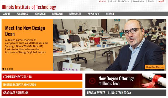 Illinois Institute of Technology 伊利諾理工學院IIT